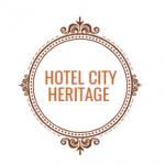 Hotel city heritage logo
